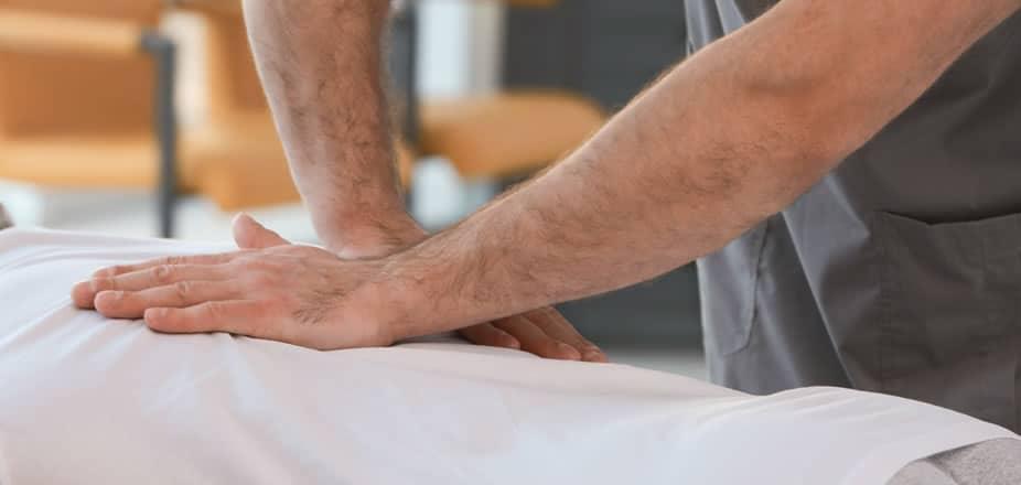 Beneficios de la kinesiologia tras una operación