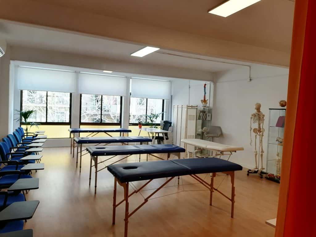 Jaume Valls - Kinesiología y Osteopatía