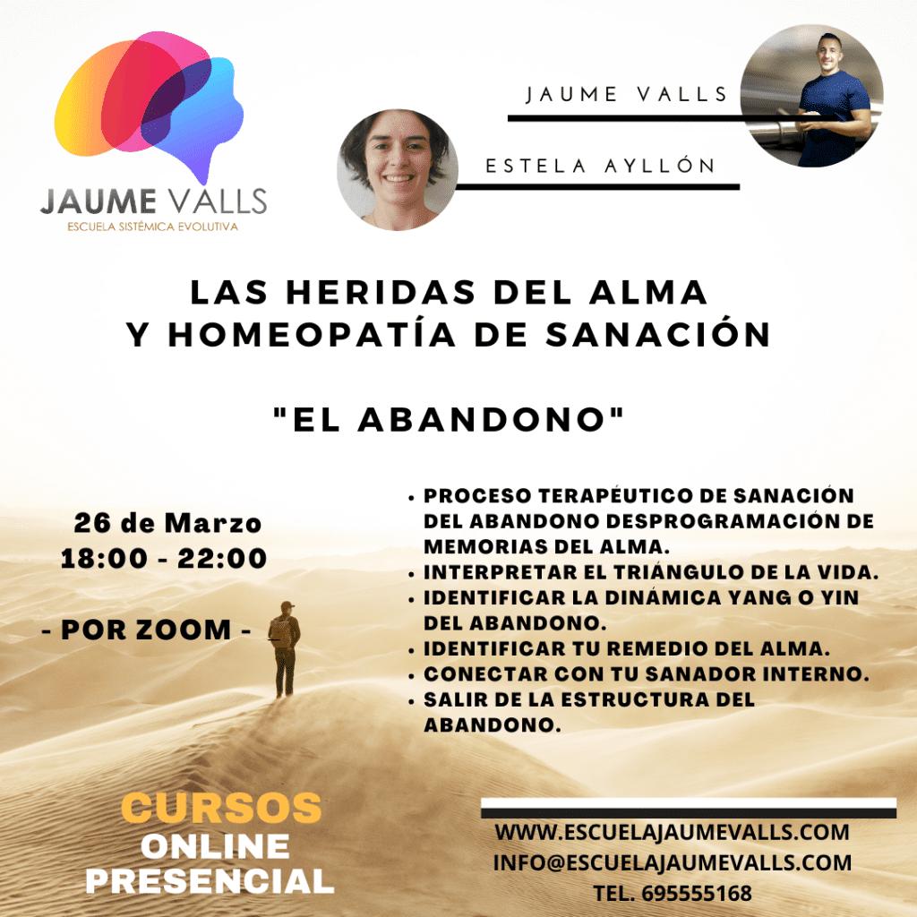 Talleres online Jaume Valls - Kinesiología